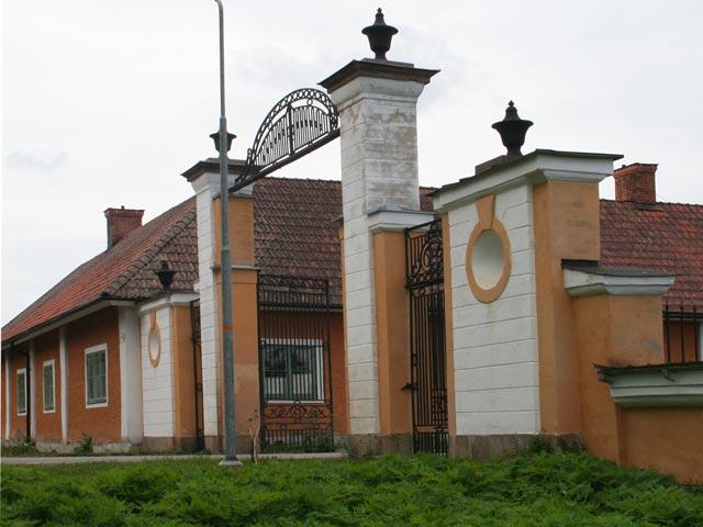 Södra Porten, Leufsta bruk, 2007